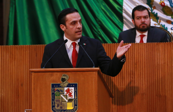 No criticó resultados sobre investigación a Rodrigo Medina